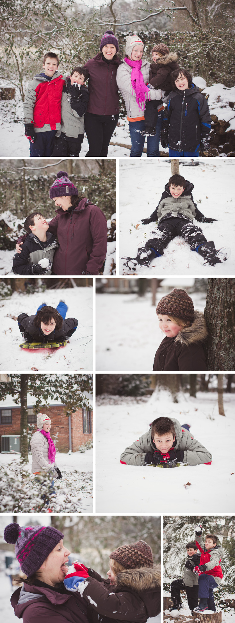 2015 Motherhood Collective - February | Chattanooga Family Photographer | Sweet Caroline Photographie