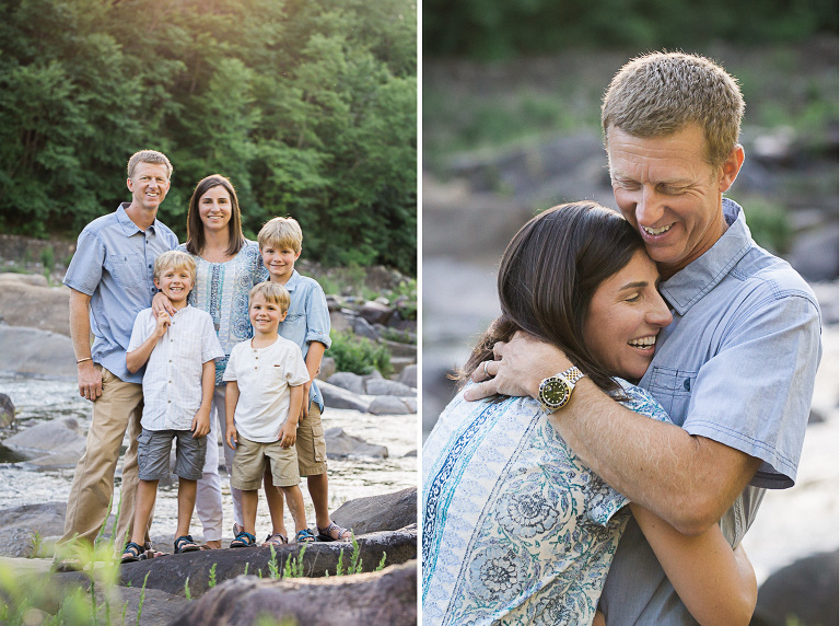 family photography at the Ocoee | Sweet Caroline Photographie
