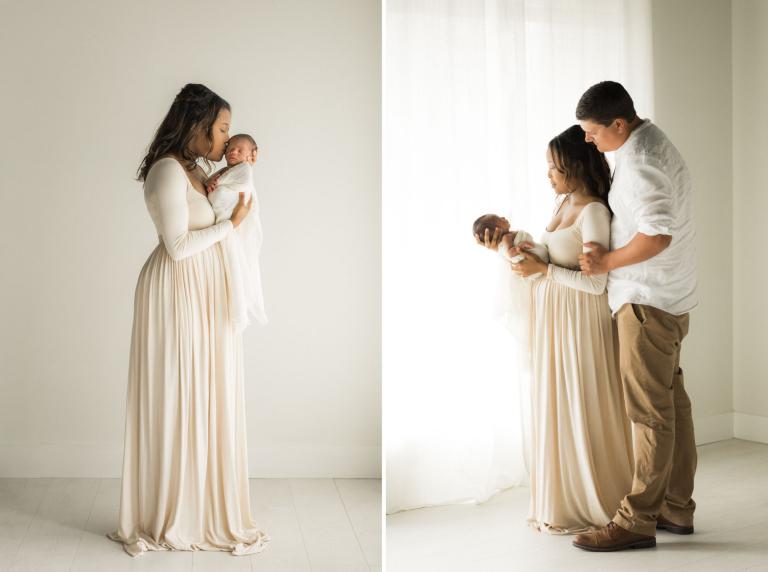 Studio Newborn Photography   Sweet Caroline Photographie